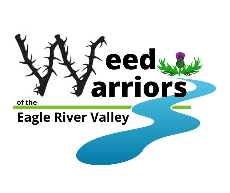 Weed Warriors of the Eagle River Valley Logo